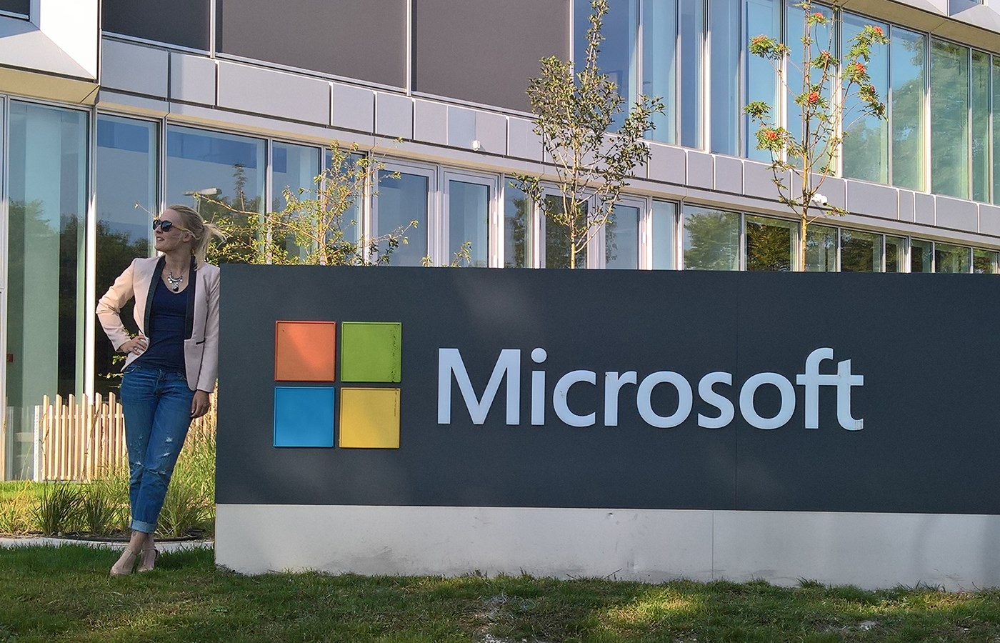 Stine Lund Johansen graduated in January 2017 and just got a job at Microsoft, where she also did her internship. Read her story about how she got the job.