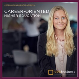Career-oriented higher education