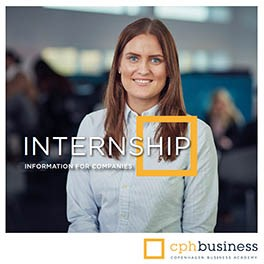 Internship - information for companies